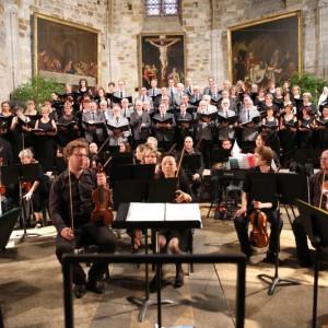 Apaul'hom en concert à l'église e Nay